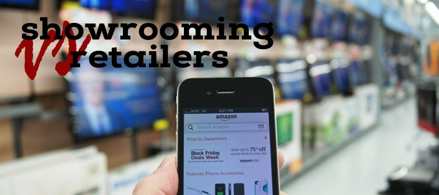 El comercio online quita terreno a los retailers mediante el showrooming