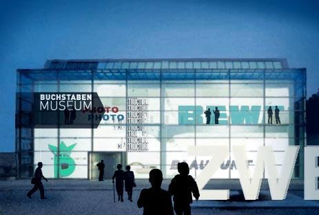 Museo de las letras en Berlin