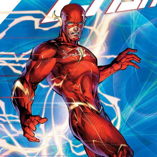 Flash y Red Bull, pura energía.