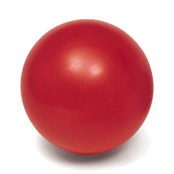 Una simple pelota roja