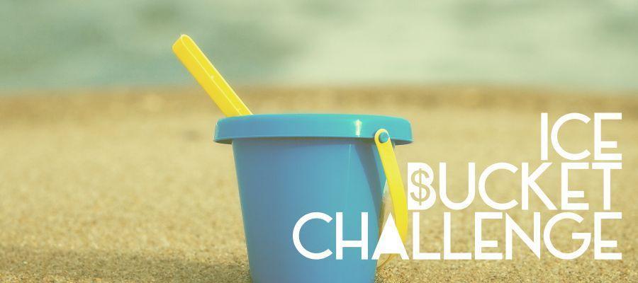 Marketing viral del reto del cubo de agua helada