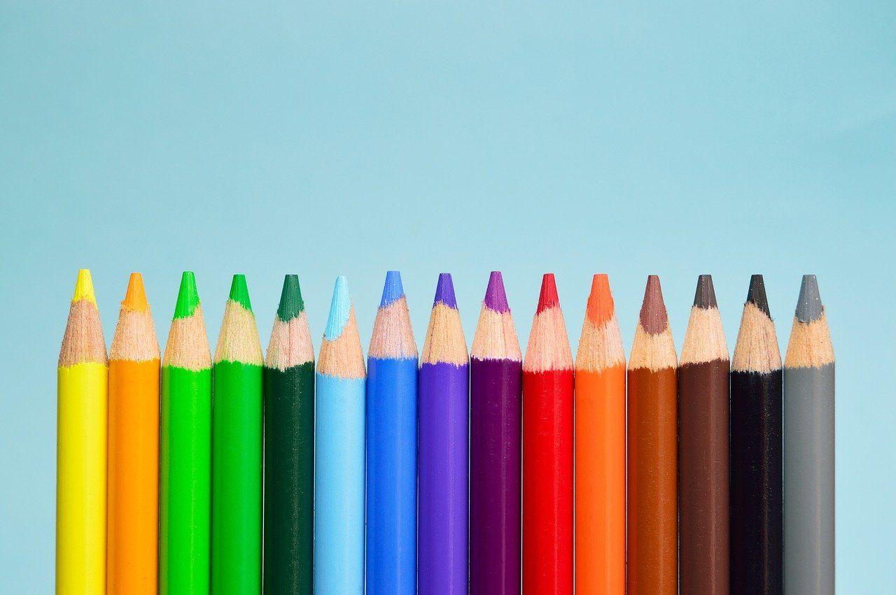 Principios de la teoría del color en el diseño web