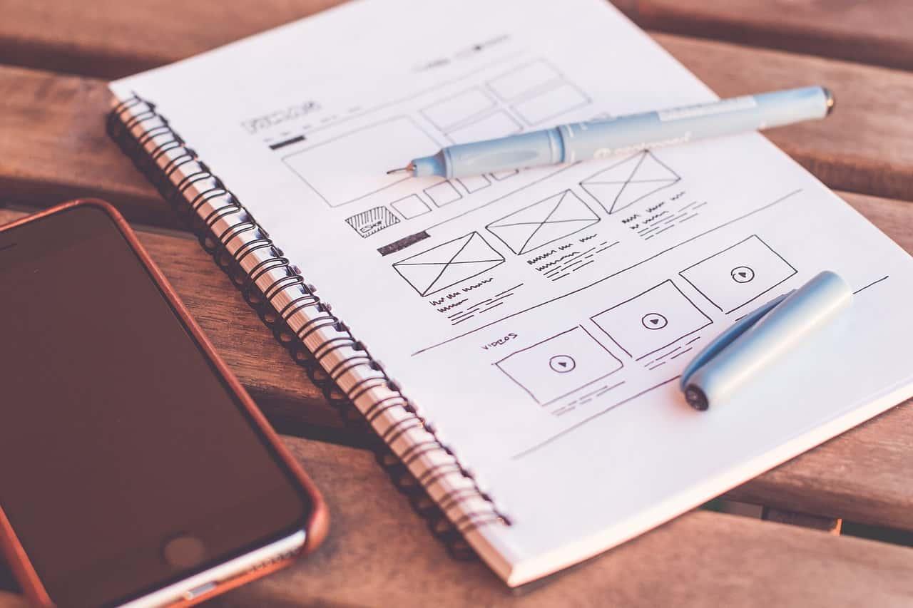 Aspectos básicos de un diseño web minimalista
