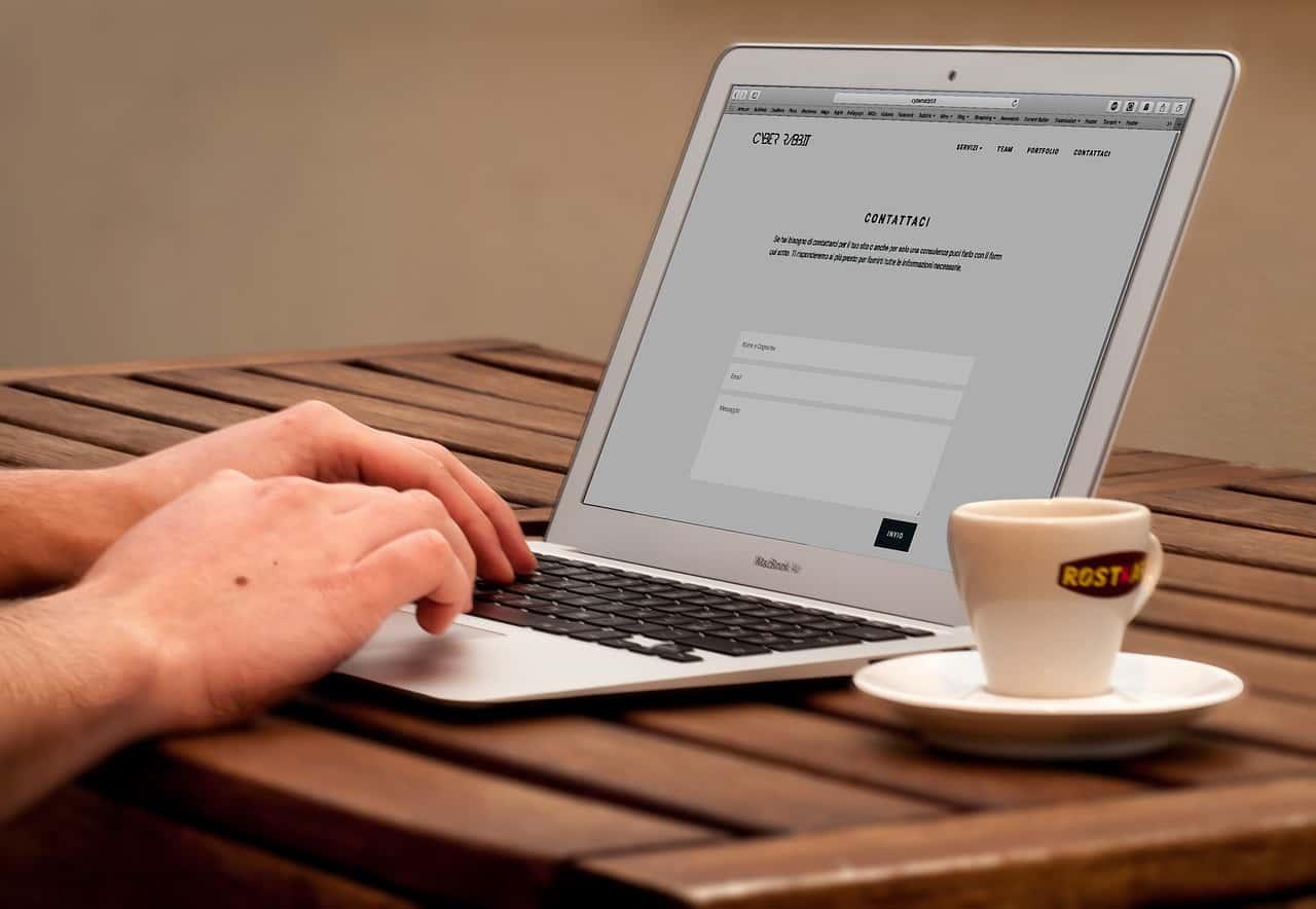 Diseño web Tenerife tendencia minimalista